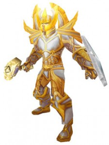 World of Warcraft Paladin